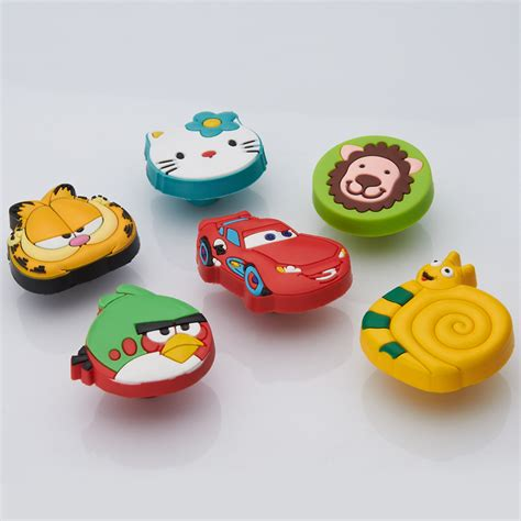 children soft cabinet knobs drawer handles pulls