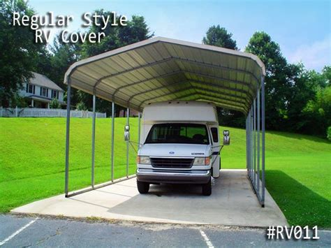metal rv cover by coast to coast