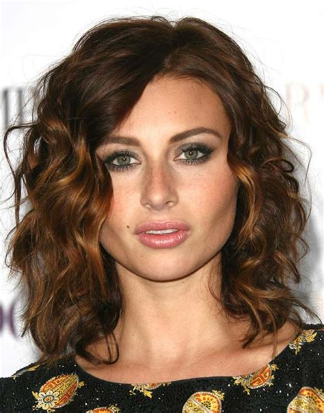 Curly Bob Hairstyle by 18 Best Curly Bob Hairstyles To Inspire You