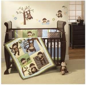 Cheap Crib Bedding Best Cheap Monkey Crib Set 4 Monkey Crib Bedding