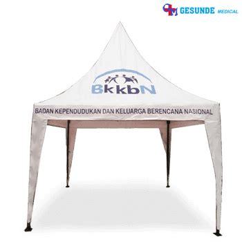 Tenda Anak 2 Meter jual tenda bkkbn ukuran 3 x 3 meter standar juknis dak