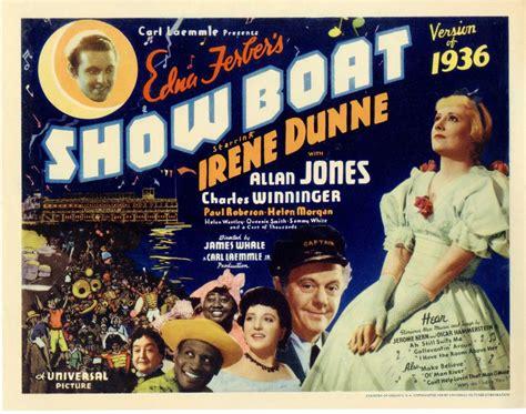 show boat 1936 show boat 1936 film purehistory
