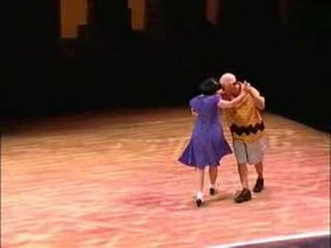 swing jive youtube swing jive showcase quot charlie brown lucy red baron