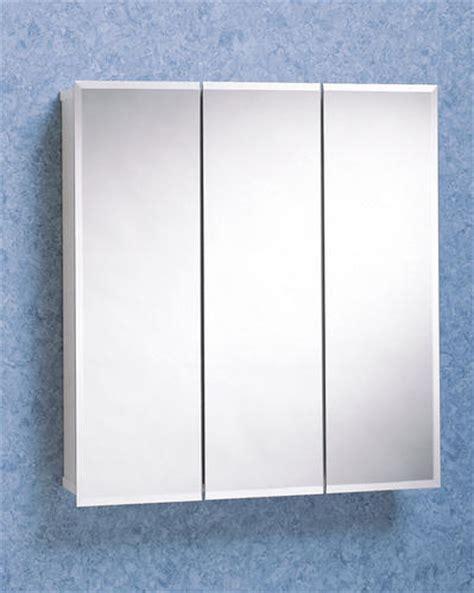 "Zenith 36"" Tri View Medicine Cabinet at Menards®"