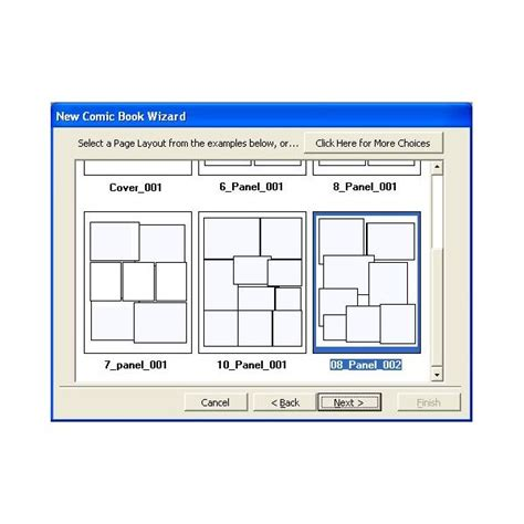 Book Layout Software Windows | comic book creator review interactive comic book creation