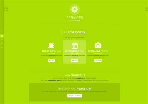bootstrap themes free animated statti responsive bootstrap animated template by angelom