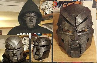How To Make Paper Armor - doomed photo by featherweight