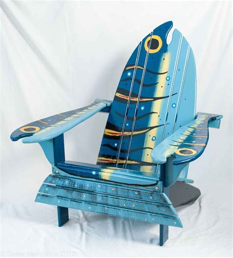 fish adirondack chair pattern fish adirondack chair plans woodworking projects plans