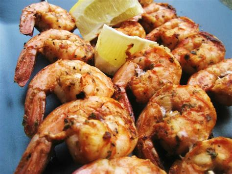 marinated grilled shrimp recipe dishmaps