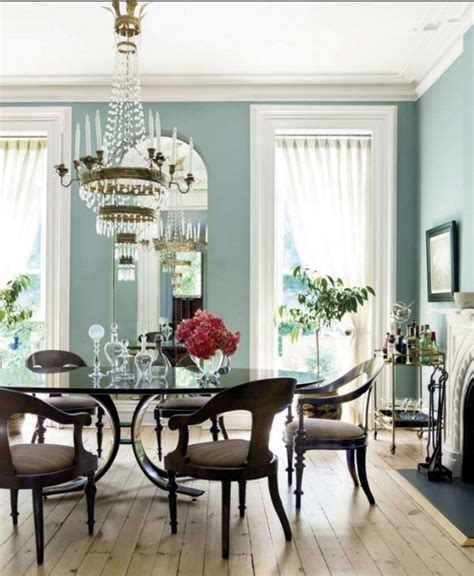 House Beautiful Dining Rooms House Beautiful Dining Room Paint Barclaydouglas