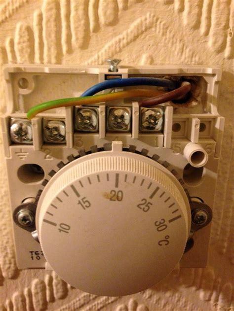 replacing  honeywell  thermostat diynot forums