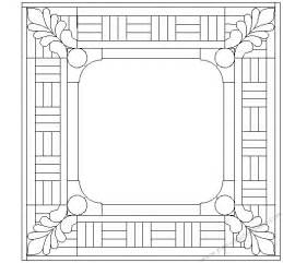 free stained glass borders art stained glass art