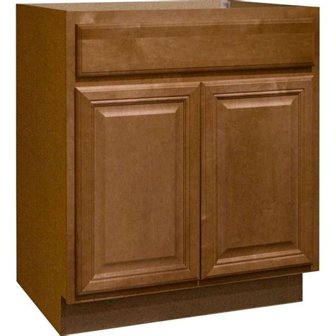 Cabinet Door Glides Hton Bay Cambria Assembled 30x34 5x24 In Base Kitchen Cabinet With Bearing Drawer