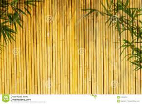 Fence Styles Wood Bamboo Background Royalty Free Stock Photos Image 10133228