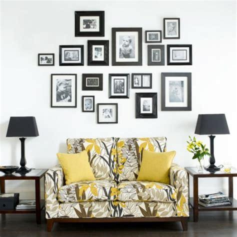 wände dekorieren wand dekoration mit bildern 29 kunstvolle wandgestaltung