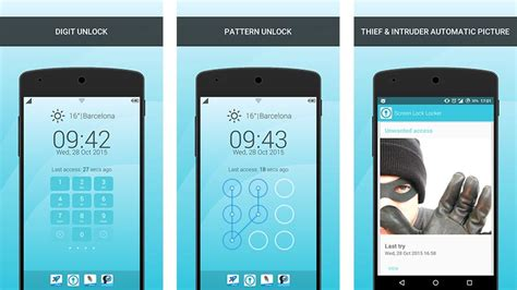 android screen repair top lock screen apps for android smartphones and tablets w