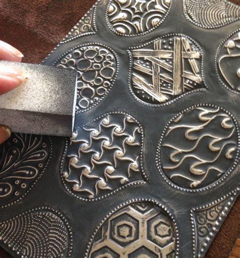 mercart  metal embosser stencils  aluminum