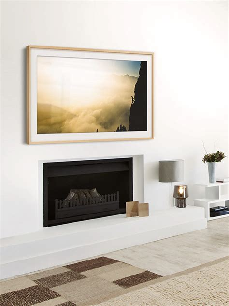 Samsung Frame Tv Samsung The Frame Tv Display Custom Fully Customizable Frame
