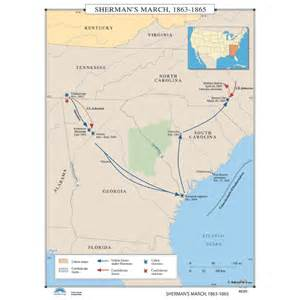 history maps for classroom history map 039 sherman s