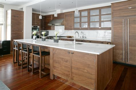 modern kitchen wood cabinets contemporary kitchen cabinets stylish modern and