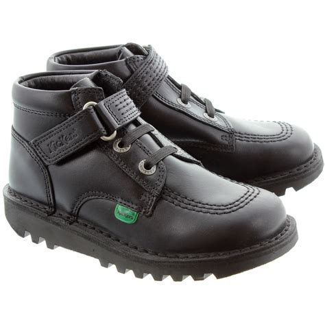 Kickers Boot 1 kickers kick boots in black in black