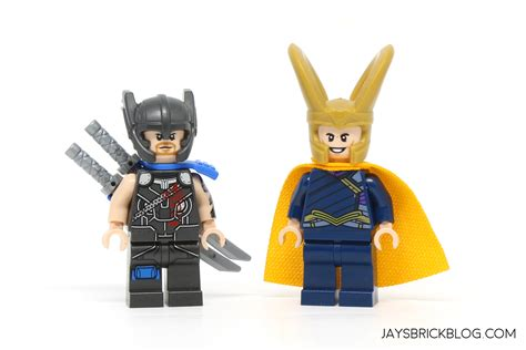 Lego Thor review lego 76088 thor vs arena clash