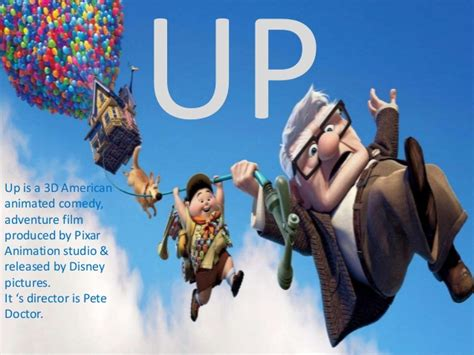 film it up presentation on up movie