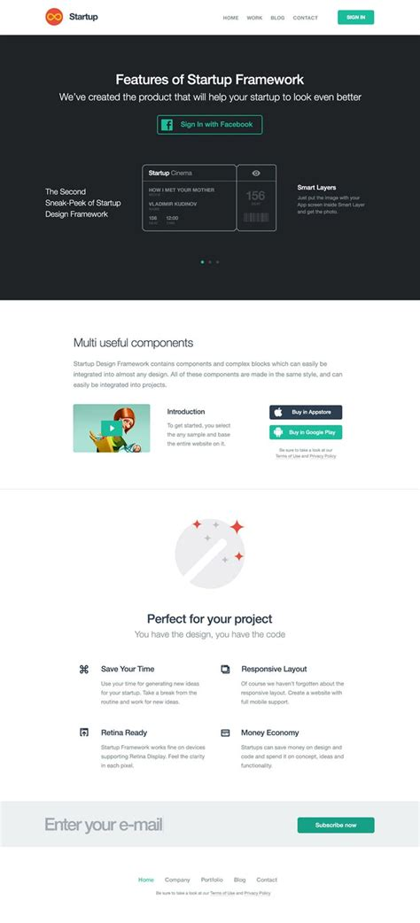 design inspiration bootstrap 11 best daily web design inspiration images on pinterest