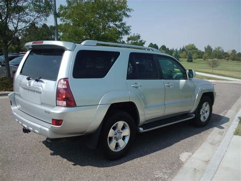 2003 Toyota Forerunner 2003 Toyota 4runner Exterior Pictures Cargurus