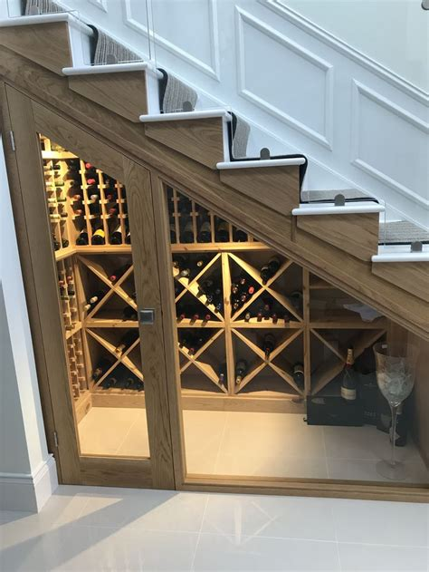 under stair case wine cooler best 25 shelves under stairs ideas on pinterest diy