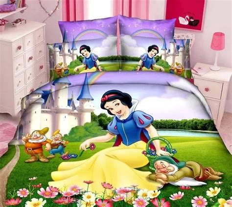 Kertas Cliparts Snow White Design 4pcs high quality snow white bedding buy cheap snow white