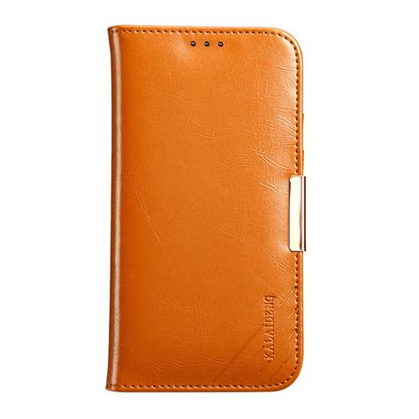 X Doria Iphone 66s Engage Folio Brown Leather iphone 6 6s genuine leather wallet black