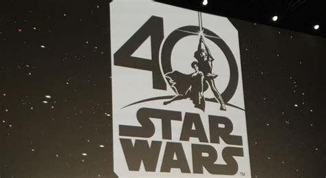 wars 40th anniversary logo revealed the wars
