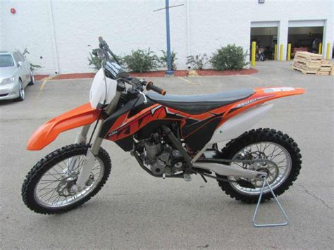 Used Ktm 350 For Sale 2014 Ktm 350 Sx F Mx For Sale On 2040motos