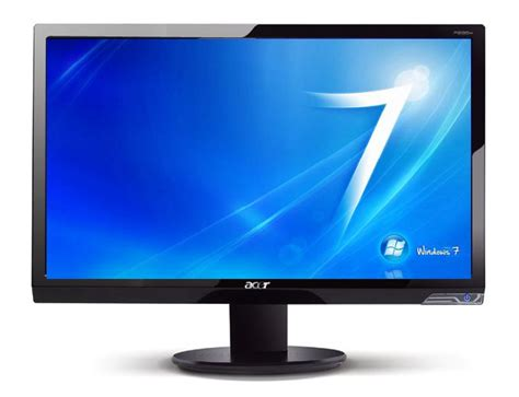 Monitor Acer Second acer p215h 21 5inch monitor for pc gaming by acer
