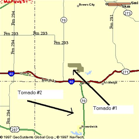 mcclellan texas map 5 20 99
