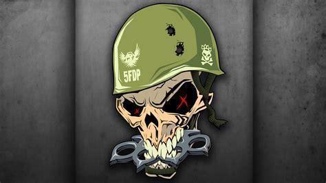 FIVE FINGER DEATH PUNCH heavy metal hard rock bands skull