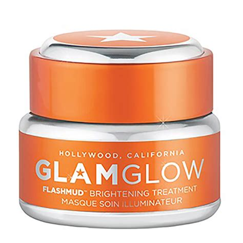 Glamglow Flashmud Brightening Treatment Travel Murah glamglow flashmud brightening treatment glam to go free shipping lookfantastic