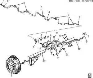 Brake Line Diagram Chevy S10 Vacuum Routing Diagram Vacuum Free Engine Image For User