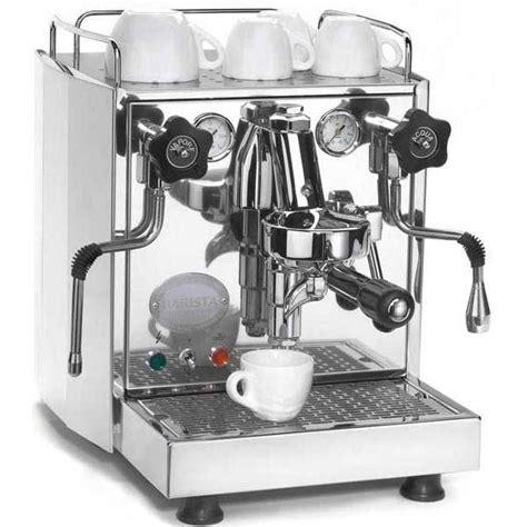 Edelstahl Espressomaschine Polieren by Espressomaschine Ecm Barista In Edelstahl Poliert
