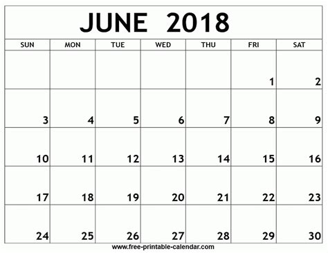 printable calendar quarterly 2018 printable monthly calendar june 2018 larissanaestrada com