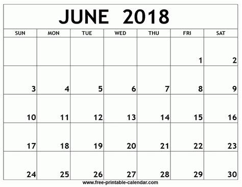 printable monthly planner calendar 2018 printable monthly calendar june 2018 larissanaestrada com
