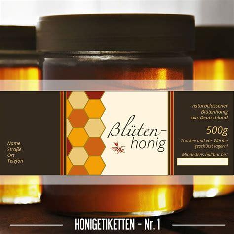 Etiketten Werk by Honigetiketten Aus Dem Etikettenwerk Bienen