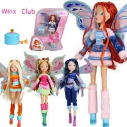 doll wings lovix winx club doll rainbow colorful
