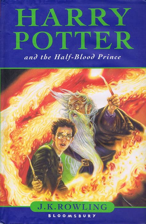 Half The Blood Of harry potter and the half blood prince av j k rowling
