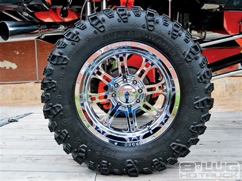 2006 Ford F350 Ion Forged Wheels Photo 14