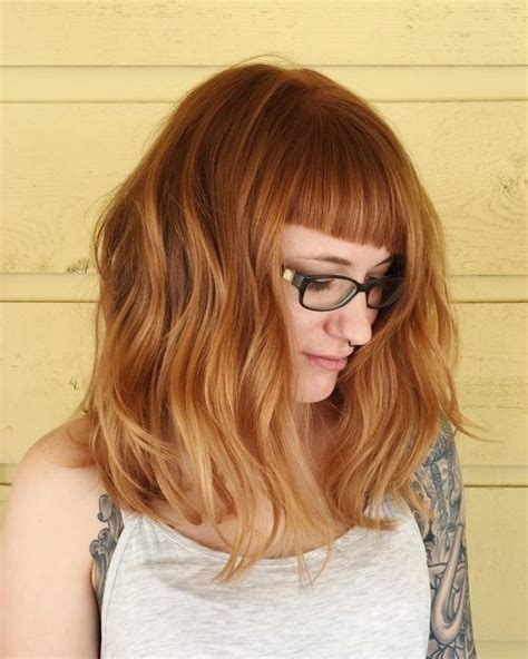 red  blonde hair color ideas
