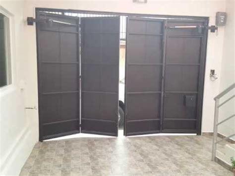 puertas de dos hojas