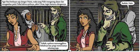 film kartun kisah teladan nabi muhammad komik nabi versi indonesia keceriahan dan kesunyian