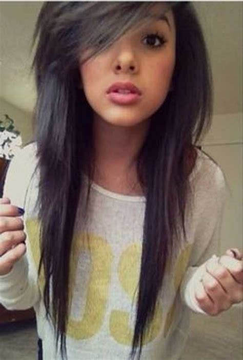 how to do emo hairstyles without cutting hair 25 haircuts for ladies long hairstyles 2017 long
